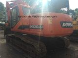 Excavador hidráulico usado de Doosan Dh220LC-7 (excavador DH220-7 de Doosan)