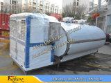 refrigerador de la leche del tanque de almacenaje de la leche del acero inoxidable 8000liter