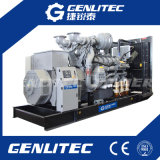 1200kw/1500kVAパーキンズの発電所の使用のためのディーゼル発電機