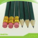 Цветастый деревянный карандаш гольфа с Easer