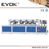 La mayoría de la máquina de madera sólida automática Tc-80mtl de la fabricación de la puerta de la carpintería profesional