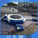 Trampoline шальных и потехи воды с скольжением комбинированным для сбывания