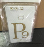 Случаи телефона Huawei P8 P8lite P9 P9lite P9plus TPU раковины Dropproof воздушного шара Huawei P7 прозрачные мягкие