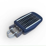 クラシックPIRのポストライトが付いている屋外の太陽LEDの防水壁ライト