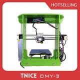2017년 Tnice Omy-03 가장 새로운 Fdm 급속한 시제품 탁상용 3D 인쇄 기계