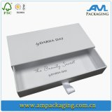 Dongguan 선물 상자 제작자 종이 슬라이드 상자는 양말 포장을%s 슬라이드 상자를 도매한다