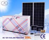 grande congelatore di energia solare di memoria 308L