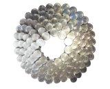 1-1/2-Inch cerca. asta del anillo 120-Inch, acero inoxidable 304, 120 clavos/bobina, 3600/7200 por el cartón, clavos del material para techos de la bobina