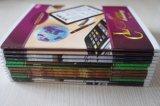 Impressão barata do caderno da escola do livro de nota do papel do estudante do volume A4 A5