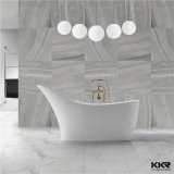 Kingkonreeの熱い浴槽の人工的な石造りの支えがない浴槽
