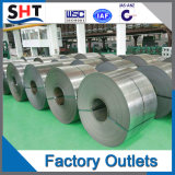 2b rivestimento laminato a freddo 201 bobina dell'acciaio inossidabile 304 304L