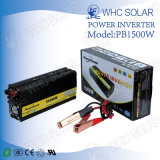 Power System DC to AC com conversor de 1500W de proteção de sobrecarga