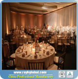 Пустите по трубам и задрапируйте фон венчания набора, западную стойку фона шатра венчания