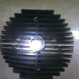 Profil en aluminium d'extrusion de radiateur