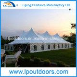 tentes de luxe d'événement Pôle de tente pratique de 18X30m