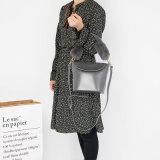 Saco 2017 de couro na moda do luxuoso de Crossbody das mulheres da forma do saco de senhora de sacos mão do plutônio Hcy-A231