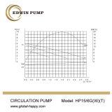 HP15/6g (W) (T) bomba de água de impulso da circulação