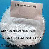 De Spier die van de Acetaat van Primobolan de Ruwe Steroid Acetaat van Methenolone van het Poeder bouwen