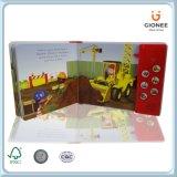 Libri di carta parlanti sani del cartone per i bambini
