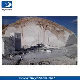 O fio do diamante viu para a mineração da pedreira