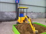 Игрушка землечерпалки дешевого малыша оборудования занятности малая с бассеином песка