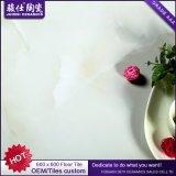 Glasig-glänzende Fußboden-Fliese 600X600mm Foshan-Juimsi Keramik