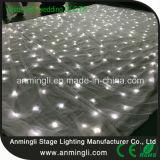 Tenda bianca di cerimonia nuziale del LED con il panno di cerimonia nuziale della garza/LED