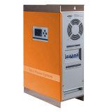 Type fixé au mur inverseur solaire de maison avec le contrôleur solaire intrinsèque de charge de 40A 60A MPPT