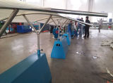 Schaumgummi-Blatt-Produktionszweig der Strangpresßling-Maschinen-Jc-250 EPE