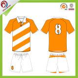 Amincir le football en bonne santé Jersey, T-shirt sec d'ajustement de sport, le football Jersey de générateur de chemise du football