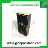 Costumbre Cosmética / Mustang perfume de la caja de embalaje con la impresión de la insignia