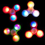 Hilandero de la mano de las personas agitadas del juguete de la persona agitada del hilandero de la mano del hilandero LED de la persona agitada del LED