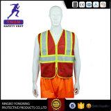 Gilet r3fléchissant de sûreté de visibilité élevée (vêtements de travail) En20471