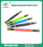 Ручка ролика массажа ролика массажа мышцы высокого качества ручки ролика массажа PVC (ZC-AMB002)