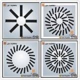 家具のアクセサリのための正方形か円形の天井の渦巻の拡散器