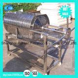 Placa de acero inoxidable y filtro de múltiples capas del marco