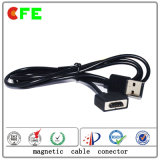 Douane 4pin de Magnetische Schakelaars van de Kabel voor Mobiele Telefoon
