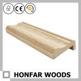 Het Houten Afgietsel van het Vernisje van het timmerhout voor Decor