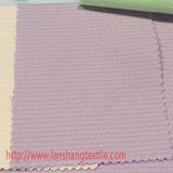 Da tela química do vestuário da tela do jacquard da tela da tela do poliéster tela macia para o vestuário do revestimento macio