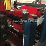 Máquina de papel artesanal gofrar caliente