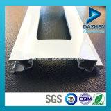 Personnalisé plier le profil en aluminium d'obturateur de rouleau de porte de garage avec des prix de vente directe d'usine