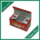 Коробка бумажной свечки упаковывая