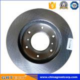 Крышка ротора тарельчатого тормоза Mr407116 Китая для Мицубиси