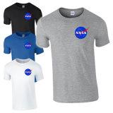 T-shirt unisexe de logo de 2016 Wholesale Custom Printed Company (A678)