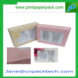 Изготовленный на заказ коробка косметики коробки подарка бумаги коробки дух конструкции способа