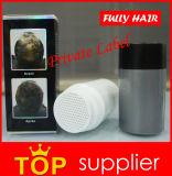 Della FDA di standard vendita calda della polvere della fibra di Buillding dei capelli della cheratina completamente nel servizio dell'Ue