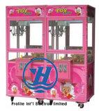 Máquina de juego vendedora caliente de la venta de la garra para el parque de atracciones (ZJ-CGA-1)