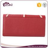 Donne del raccoglitore, alta qualità di cuoio della borsa delle donne di modo dell'unità di elaborazione di colore rosso