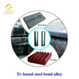 для частей дробилки, стальное Bonded Tic штанга