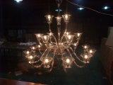 Iluminação de vidro da máscara Bl-374 na lâmpada do pendente de Salão do hotel
